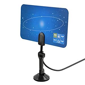 Upell Super Thin Indoor HDTV Antenna