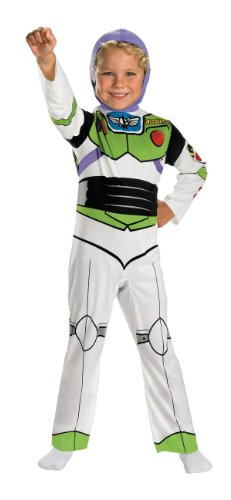Buzz Lightyear Costume - Child X-Small 3T-4T