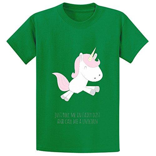 likeu-call-me-a-unicorn-kids-cotton-crew-neck-t-shirt-green
