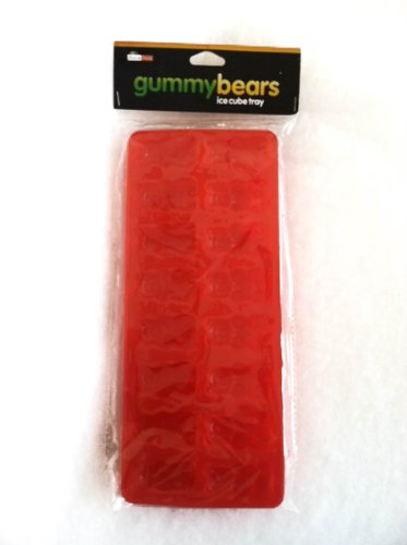 Purchase Gummy Bears Ice Cube Tray