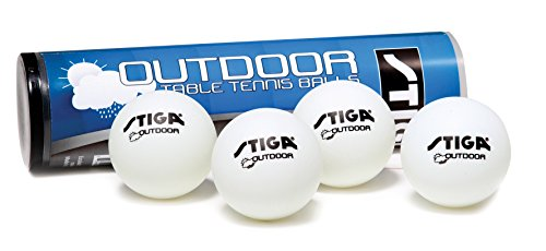 STIGA Outdoor Table Tennis Balls