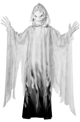 California Costumes Evil Spirit Child Costume