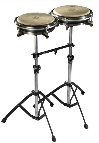 TRAVEL CONGAS 11  & 11  3/4 + STANDS