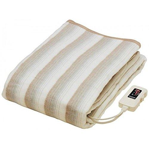 なかぎし 掛け敷き電気毛布