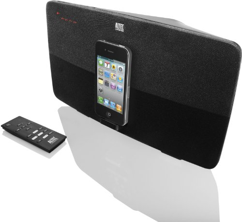 Altec Lansing M650 30-Pin Ipod/Iphone Speaker Dock (Discontinued By Manufacturer)