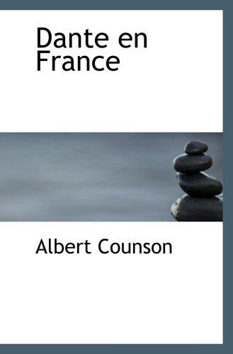 Dante en Francia