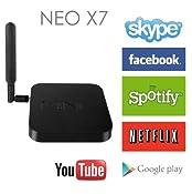 MiniX NEO X7 Android 4.2 Quad Core Mini PC + Special: Amazon.co.uk: Hi-Fi & Speakers