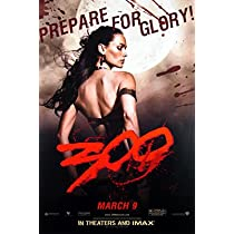 300 ORIGINAL MOVIE POSTER