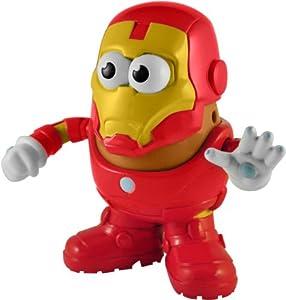 Mr. Potato Head Figure Marvel Iron Man