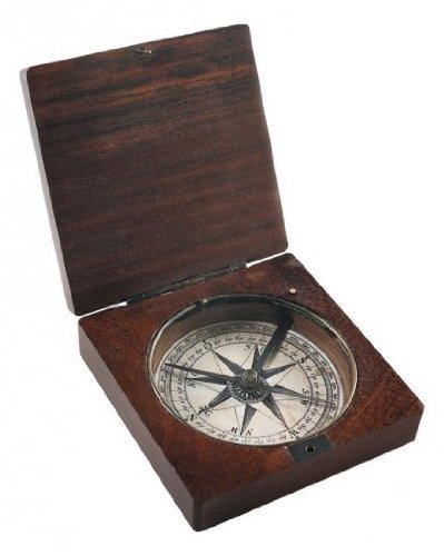 Lewis and Clark Pocket Compass