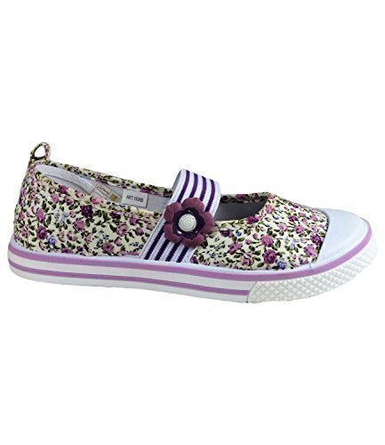 girls-canvas-shoes-pumps-trainers-sneakers-size-uk-12-to-3-size-eu-31-to-36-lilac