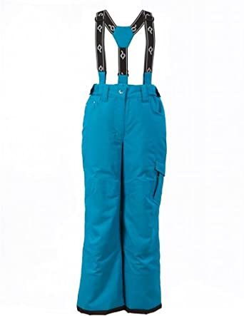 Jupa - Galina Snow Pant Girls - 16 - Denim Black