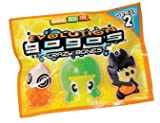 Crazy Bones Series 2 Evolution Foil Pack (Includes 3 Crazy Bones)