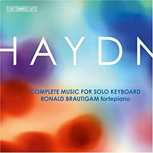 Haydn: Complete Music for Solo Piano