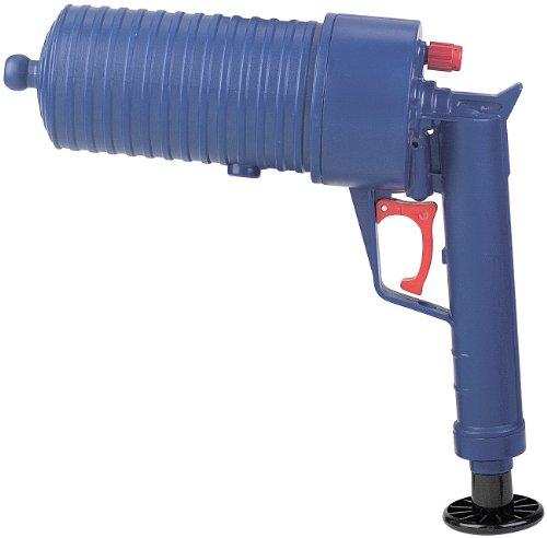 AGT Pressluft-Rohrreiniger mit handlichem Pistolengriff