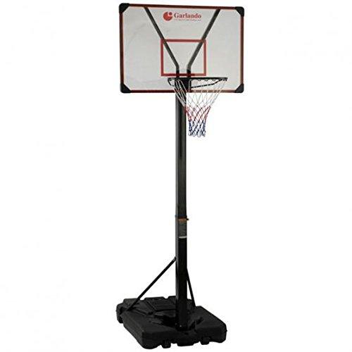 GARLANDO Tabellone Basket San Diego (colonna e base zavorrabile) alt. 225 305