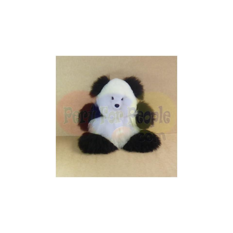 100% Peruvian Baby Alpaca Fur Stuffed Teddy Bears 12 P