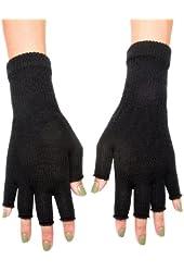 American Apparel Unisex Wool Blend Fingerless Gloves
