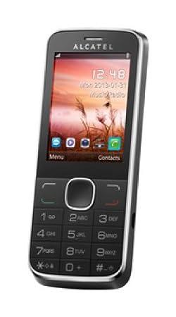 T�l�phone GSM ALCATEL ONE TOUCH 2005D NOIR