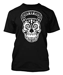 Kettlebell - Skull Men's T-shirt