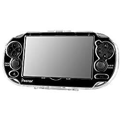 eForCity PS Vita Snap-on Crystal Case Compatible