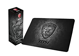 MSI GAMING Shield Mousepad with Special-Textile Surface Non-Slip Rubber (Gf9-V000002-Eb9)