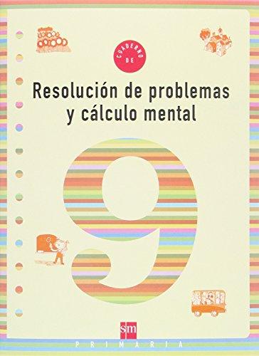 RESOLUCION DE PROBLEMAS Y CALCULO MENTAL 3