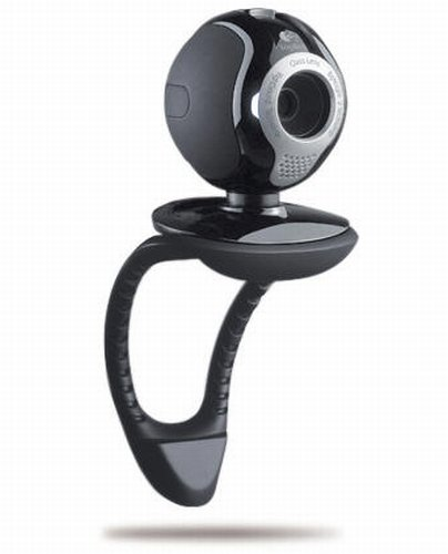 Logitech QuickCam S 5500 Webcam