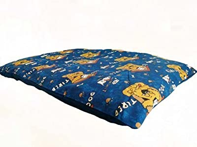SLIGHT SECOND Pet Bed Cat or Dog (Large) (Navy)