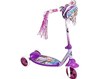 Disney Sofia the First Kids 3 Wheel Scooter with Storage Bag available at Amazon for Rs.5730.1401367188