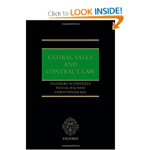 Global Sales And Contract Law Online Mon Premier Blog - Online contract law