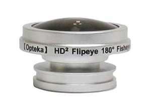 Opteka .2x Fisheye Lens for Flip UltraHD and Mino Digital Video Camcorder