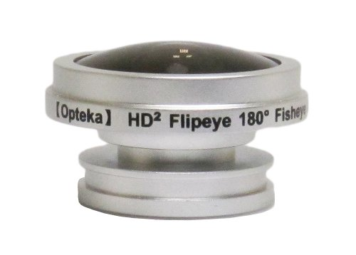 Opteka .2x Fisheye Lens for Flip SlideHD Digital Video Camcorder