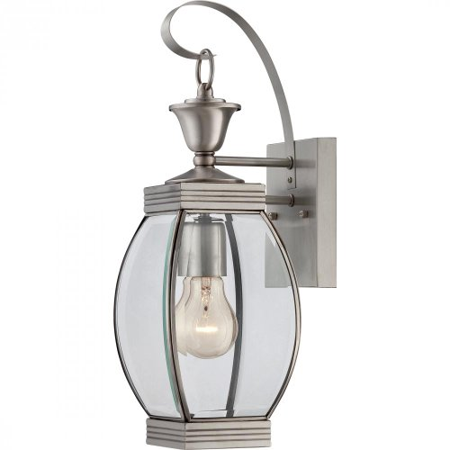 Quoizel OAS8406P Oasis with Pewter Finish Small Wall Lantern (Quoizel Oasis compare prices)