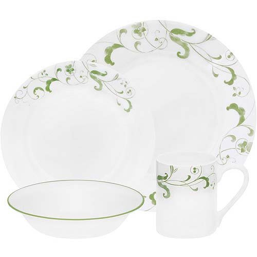 corelle-16-piece-vitrelle-glass-spring-faenza-chip-and-break-resistant-dinner-set-service-for-4-gree