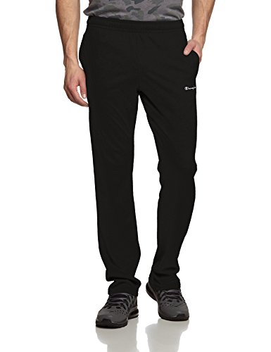 Champion Herren Jogginghose Straight Hem Pants, New Navy, S, 204711_S15