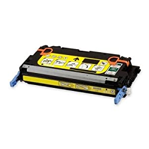 NUKLT3600RY - Nukote Yellow Toner Cartridge