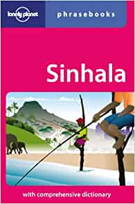 Lonely Planet Sinhala Phrasebook (Lonely Planet Phrasebook: Sinhala