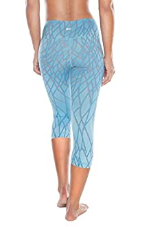 WITH Women's Capris Acqua Vibes