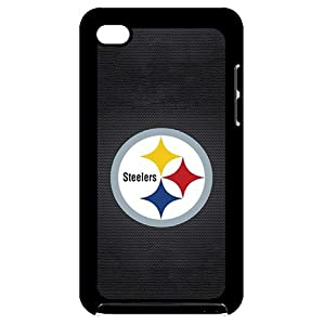 caseHome Design iPod Touch 4 Generation 4th Phone Hard Cover Skin for Pittsburgh Steelers Team from caseHome