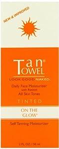 Tantowel On The Glow - Tinted 2 fl oz.