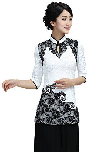 Моделирование Китайских Блузки