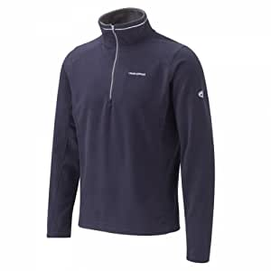 Craghoppers Men's Corey III Half Zip Microfleece - Dark Navy, Small