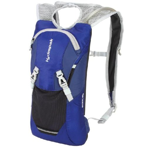 Hydrapak Soquel Hydration Pack: Blue; 70oz