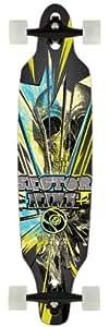 Sector 9 Fractured Blue Complete Longboard Skateboard New On Sale
