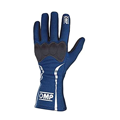 Omp - Gants Omp Mistral Bleu/Noir L
