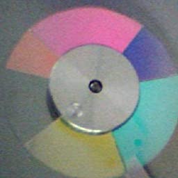 High Quality DLP Projector Color Wheel Replace For 3M DX70