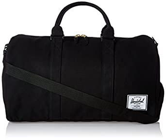 Herschel Supply Co. Novel Canvas, Black, One Size