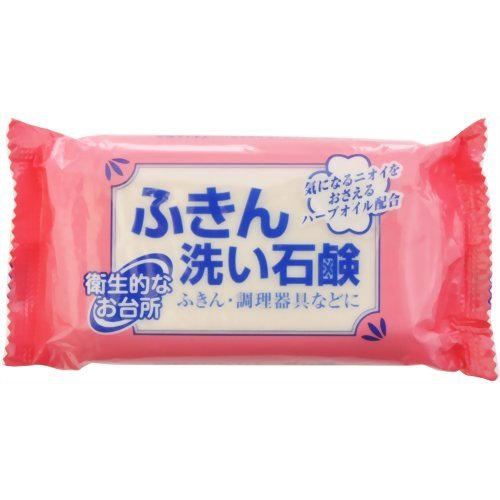 ロケット ふきん洗い石鹸 135g