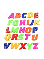 Ambiance Sticker Vinilo Decorativo 26 Piezas Colorful Magnetic Alphabet Letters